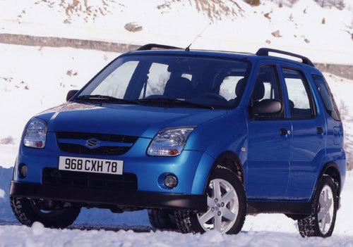 Suzuki Ignis 4 x 4 : en route pour l'aventure