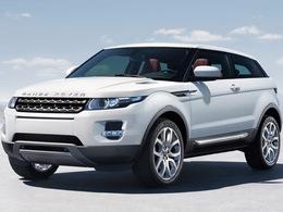 Guide des stands 2010 : Land Rover évoque l'Evoque