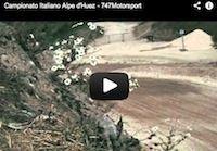Retour en vidéo à l'Alpe d'Huez pour du Supermoto sauce bolognaise