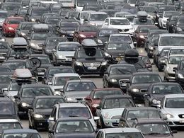 74% des personnes se rendent à leur travail en voiture