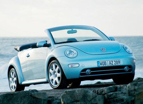 New Beetle Cabriolet 1.8 T 150 ch : du muscle pour vos chevaux au vent
