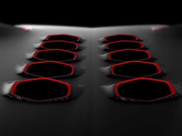 Mondial de Paris 2010 : teaser Lamborghini, acte 2