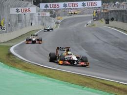 F1 - Adieu HRT