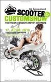Scooter Custom Show 2010 : Rendez-vous le 17 Avril à Sarrbruck