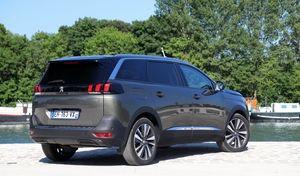 Europe : le Peugeot 5008 est devenu la meilleure vente de son segment