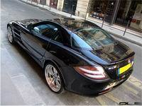 La photo du jour : Mercedes SLR