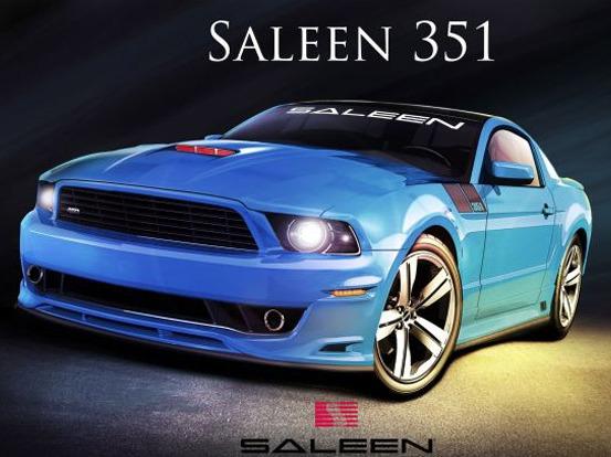 Future Saleen 351: 700 ch pour bientôt