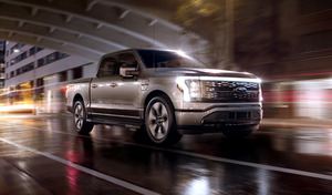 Ford accélère encore sur l'électrique