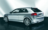 Audi S3 officielle