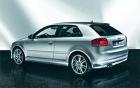Audi S3 officielle