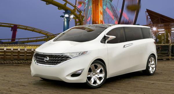 Détroit 2008 : Nissan Forum: officiel