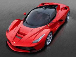 Comment Ferrari gère la sortie des essais de sa LaFerrari