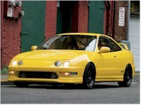 Honda Integra Type R turbo, sacrilège?