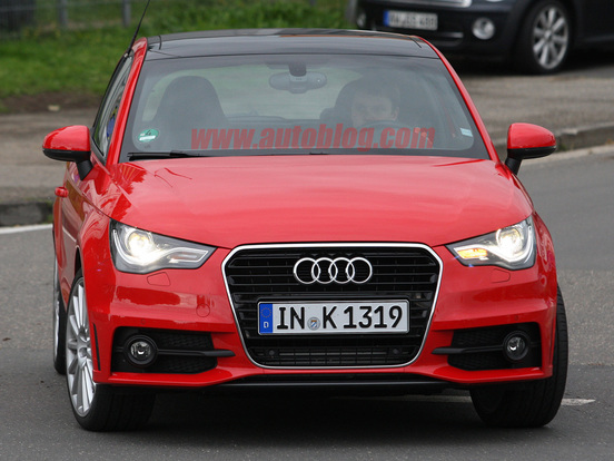 Mondial de Paris 2010 : Audi S1, y sera-t-elle vraiment ?