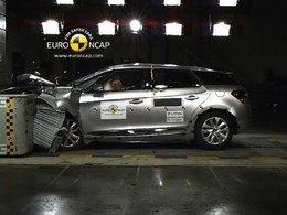 Euro NCAP annonce les noms des dernières voitures ayant obtenu 5 étoiles