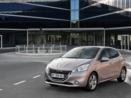 La Peugeot 208 récompensée...