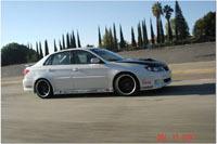 Drôle de Subaru ?