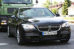 Faut pas rêver: pas de BMW M7 en vue...