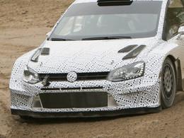 WRC - La Volkswagen Polo présentée à Monaco samedi prochain