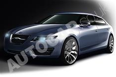 Nouvelles Saab 9-5: comme ça!