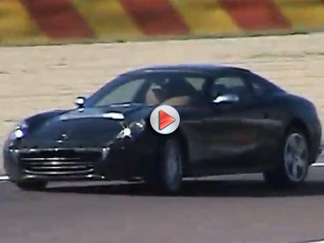 [Vidéo] La prochaine grande GT Ferrari chante déjà fort, très fort