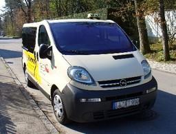 Le Taxi de Schumi en vente !
