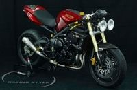 Tuning : Une Triumph Street Racer by AD Koncept