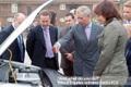 Eco Rallye : le Prince Charles a testé une Ford Focus FCV à l'hydrogène
