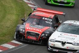 12 Heures de Spa: finish haletant, une Audi s'impose