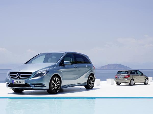 Salon de Francfort 2011 - La nouvelle Mercedes Classe B, cette fois-ci officielle [51 photos HD et 2 vidéos]
