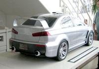 Mitsubishi EVO X WRC ?