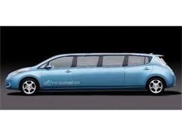 La Nissan Leaf bientôt transformée en limousine