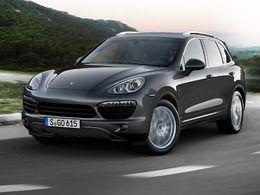 Porsche USA suspend la vente des Cayenne diesel