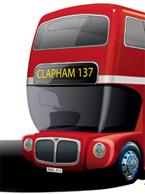 Le bus londonien réinventé!