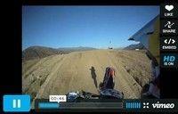 Gopro HD… que la vidéo commence.