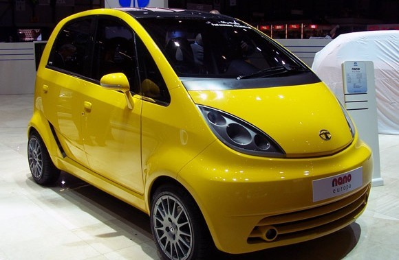 Un moteur diesel pour la Tata Nano ?