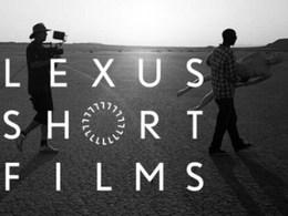 Lexus fait son shopping à Hollywood pour sa prochaine campagne de pub