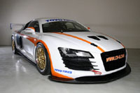 Audi CR-8: Enfin une R8 de course!