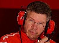 Formule 1: Brawn veut la pré-retraite en 2007