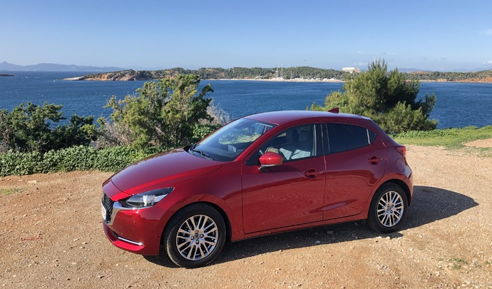 Essai vidéo - Mazda 2 (2020) : méconnue à tort