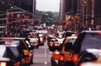 New York : une taxe de circulation se profile