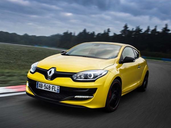 Renault vise-t-il 7'45 au Nurburgring avec la Mégane RS275R ?