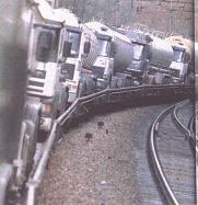 Suisse : un projet adopté pour le transfert de la route au rail