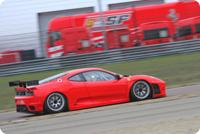 """Ferrari 430 GT """"Spec. 2008"""": 1er exemplaire livré"""
