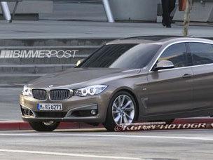 Surprise: voici la nouvelle BMW Série 3 GT!