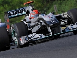 Michael Schumacher sera bien là en 2011