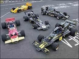 F1 2010 : après Brabham et March, le retour de Lotus