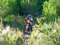 L'Espagne, le pays des Oranges : KTM Adventure Tour.