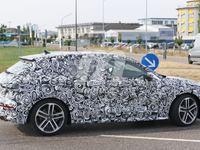 Audi: la future A3 prend enfin la route