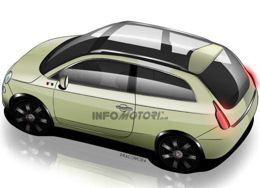 Future Fiat 500 SW by Infomotori
